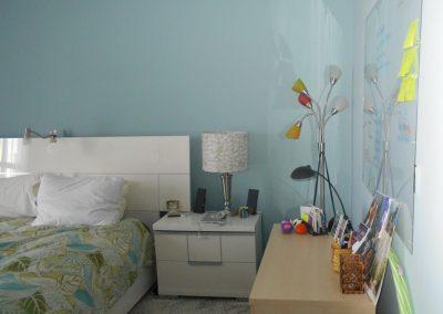 bedroom -lamps = 2 - CD